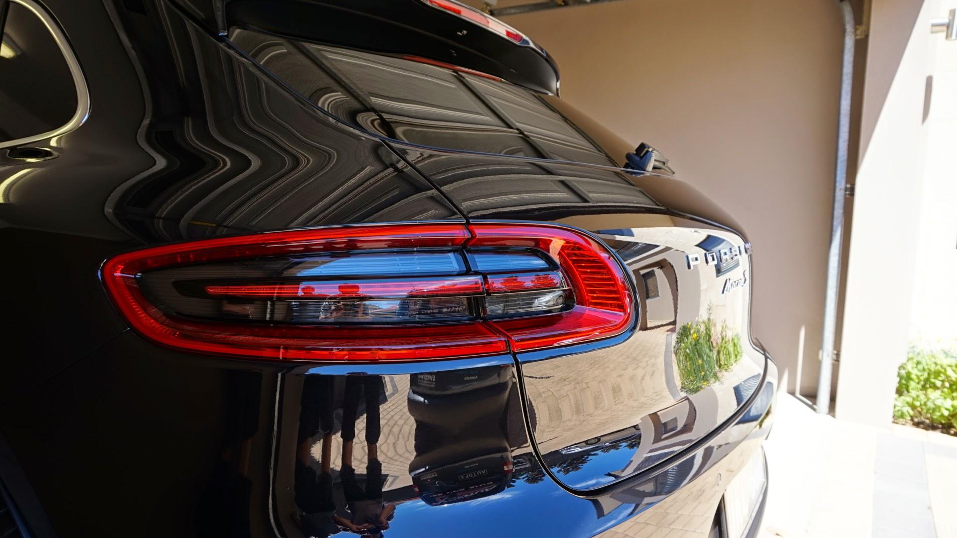Paint Protection – Porsche Macan