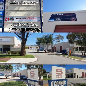 5 Hines Road, unit 21, O'Connor. AUTOFX WA