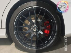 c63 wheel coating
